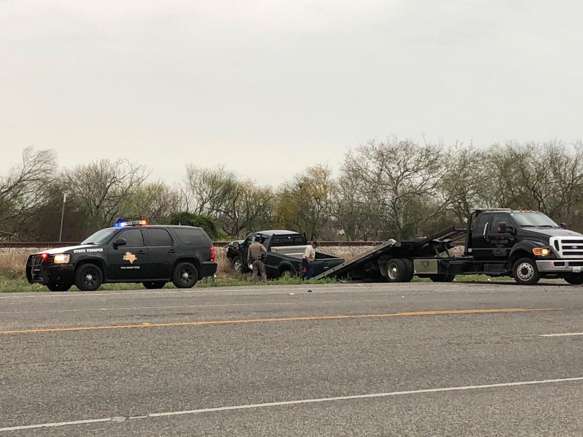 41-year-old Victoria man killed in 2-vehicle crash | News