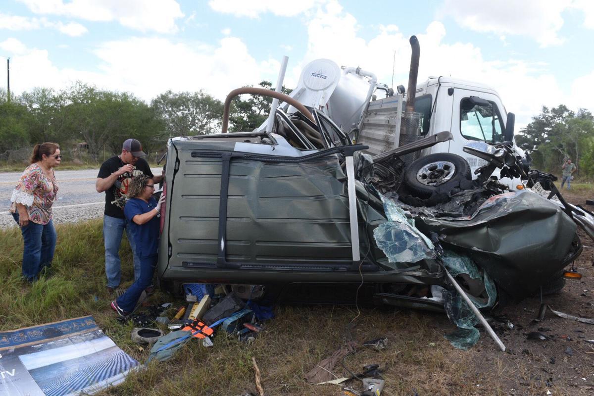 Meyersville crash | | victoriaadvocate com
