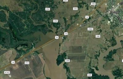 7,300 gallons of biodiesel spills near Lake Texana