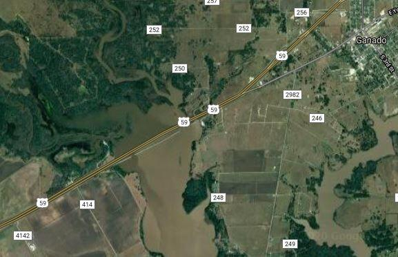 7,300 gallons of biodiesel spill near Lake Texana, water not impacted