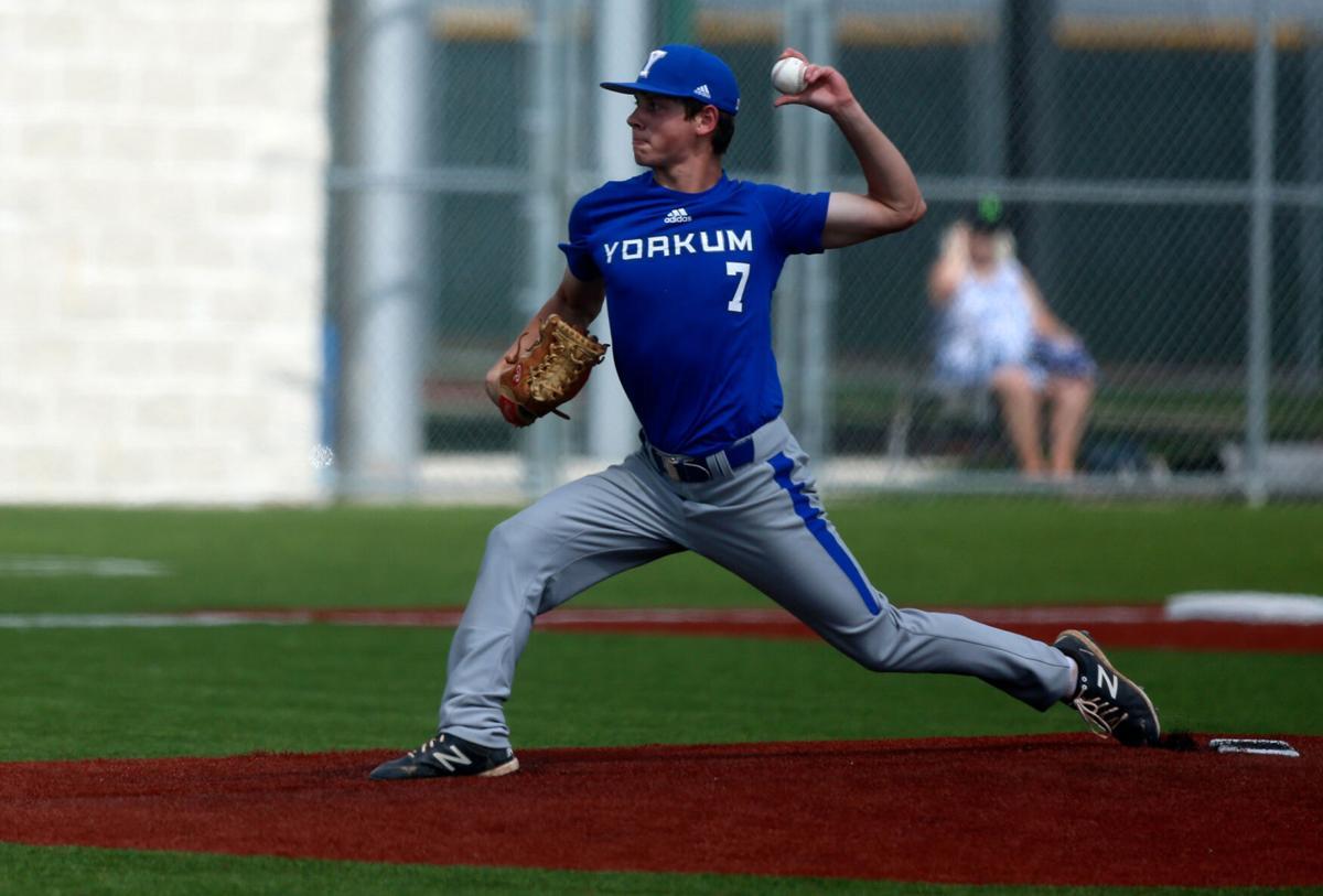 Yoakum vs. Llano Baseball