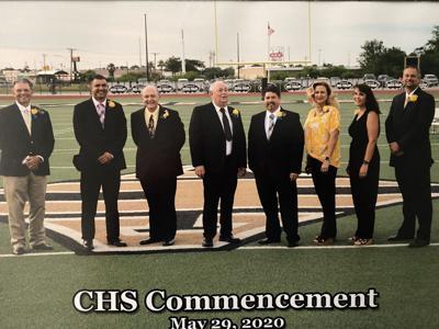 Calhoun ISD board receives recognition