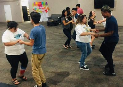 UHV students learn about Hispanic Heritage at events