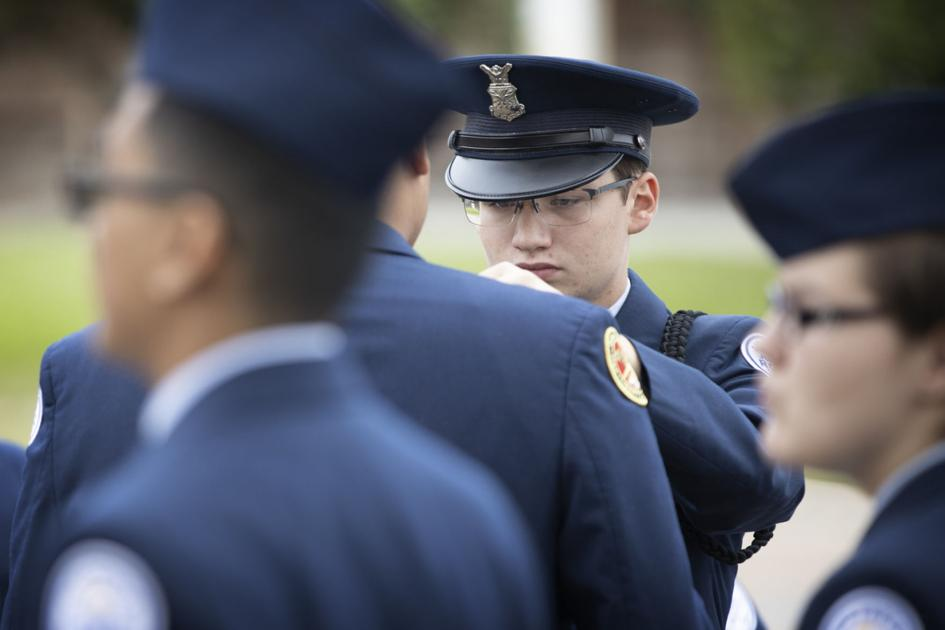 ROTC program teaches more than military protocol (w/video)