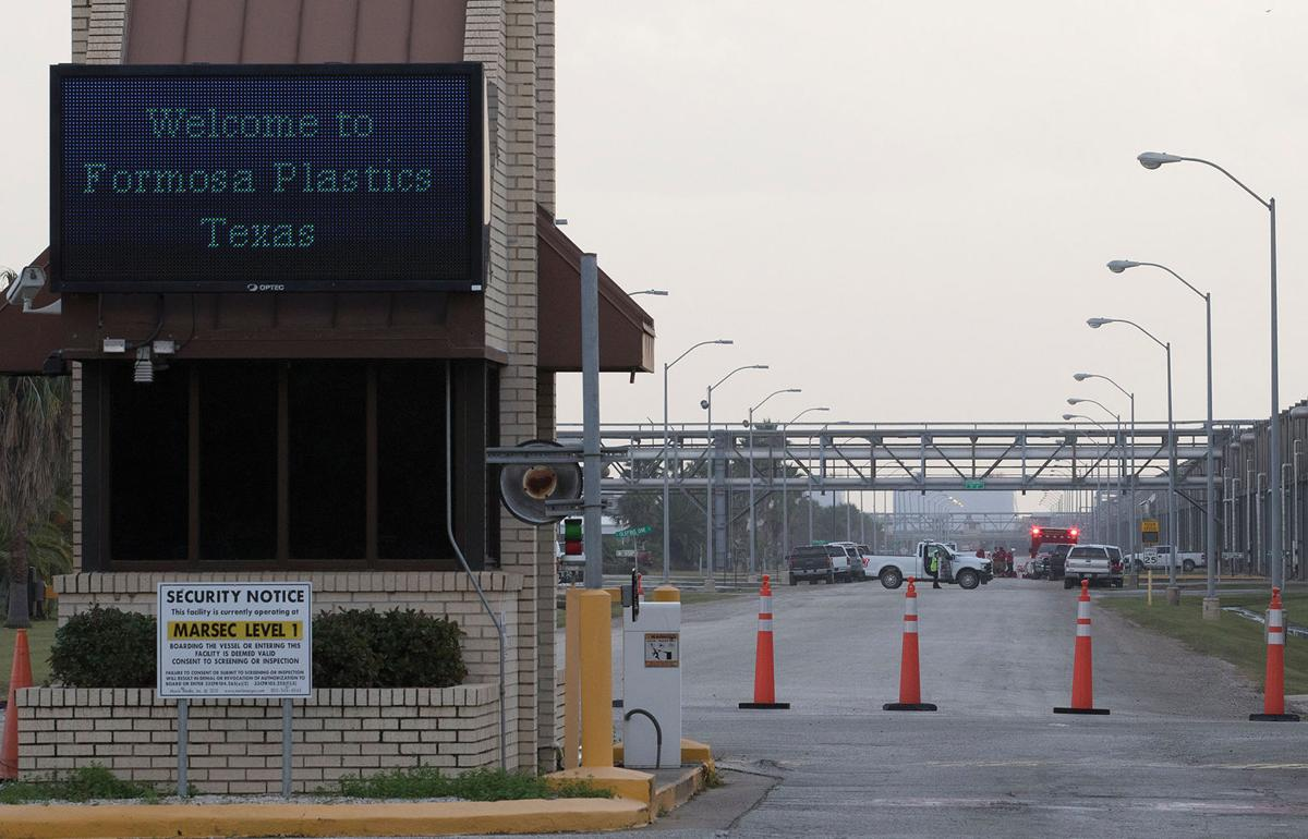 No one hurt, contaminants released after plant fire
