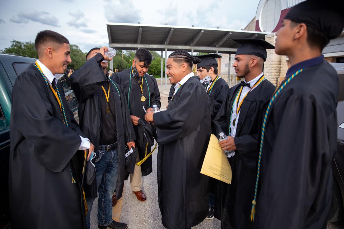 Calhoun High School graduation