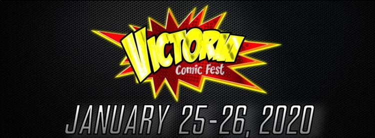 Victoria Comic Fest