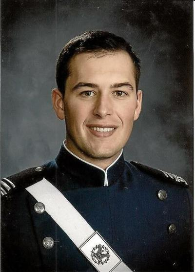 Salute: Shiner son graduates from Air Force Academy