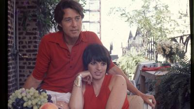 Fashion designer Halston with Liza Minnelli from Frédéric Tcheng's documentary | photo by Berry Berenson