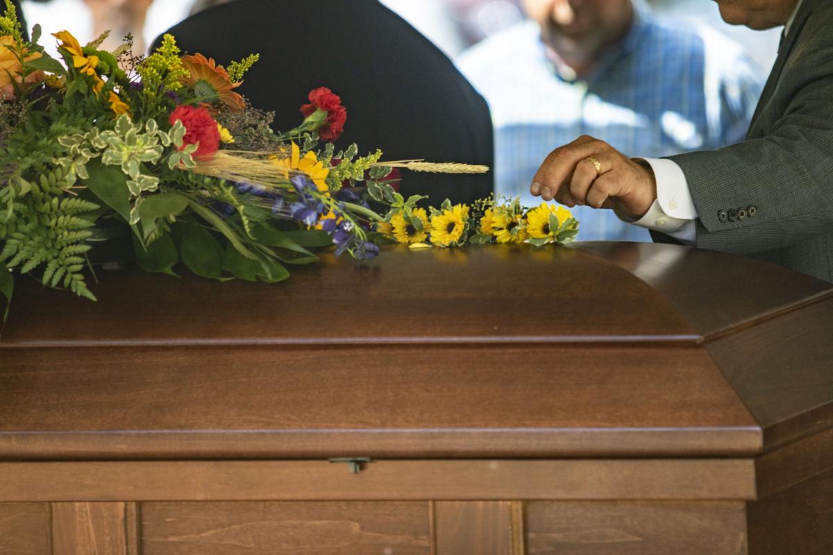 Rex Horst funeral