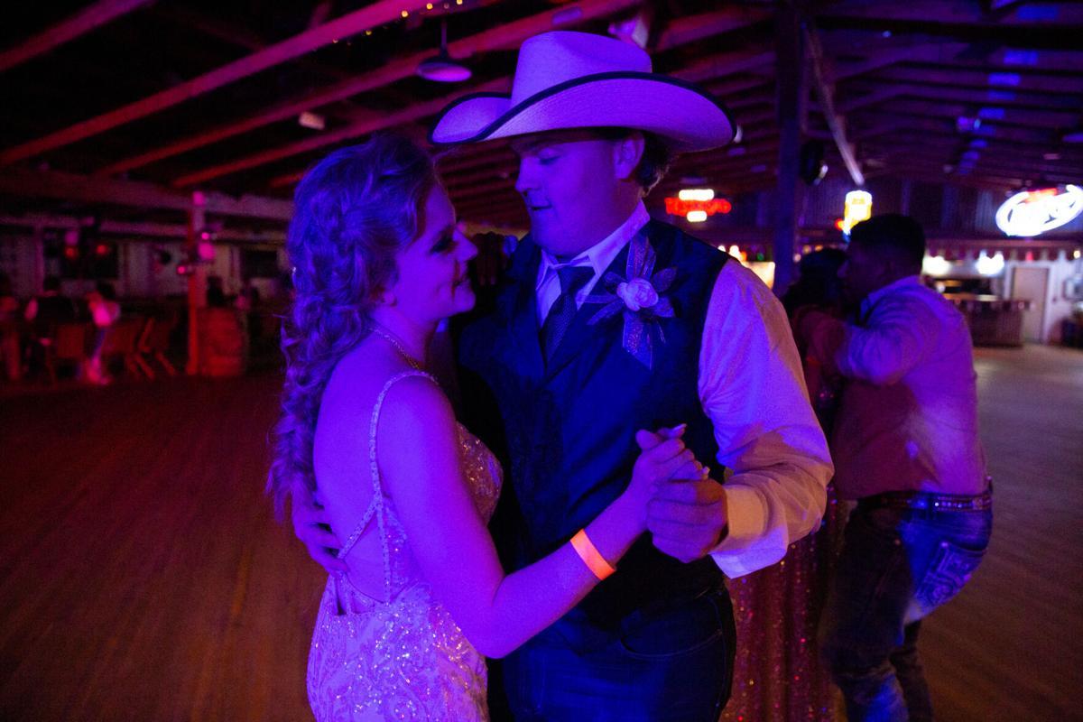 Schroeder Hall prom