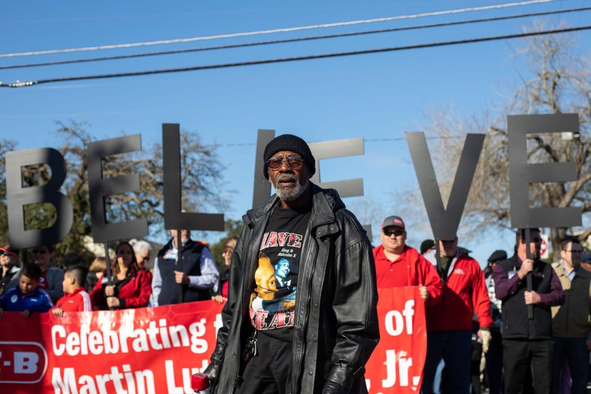 MLK March and Celebration