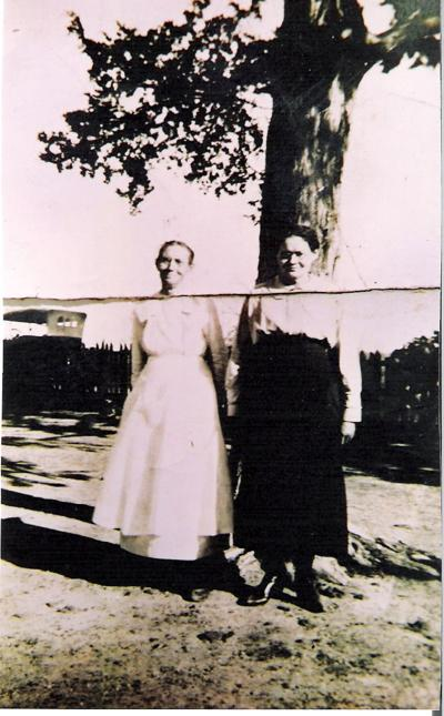 "My history: Mattie Alley Lantrip and Sarah ""Susie"" Alley Fowler"
