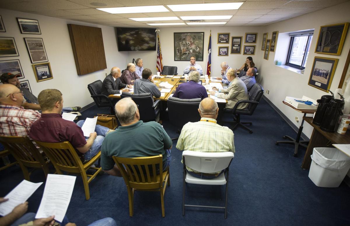Calhoun Port Authority board meets Wednesday morning