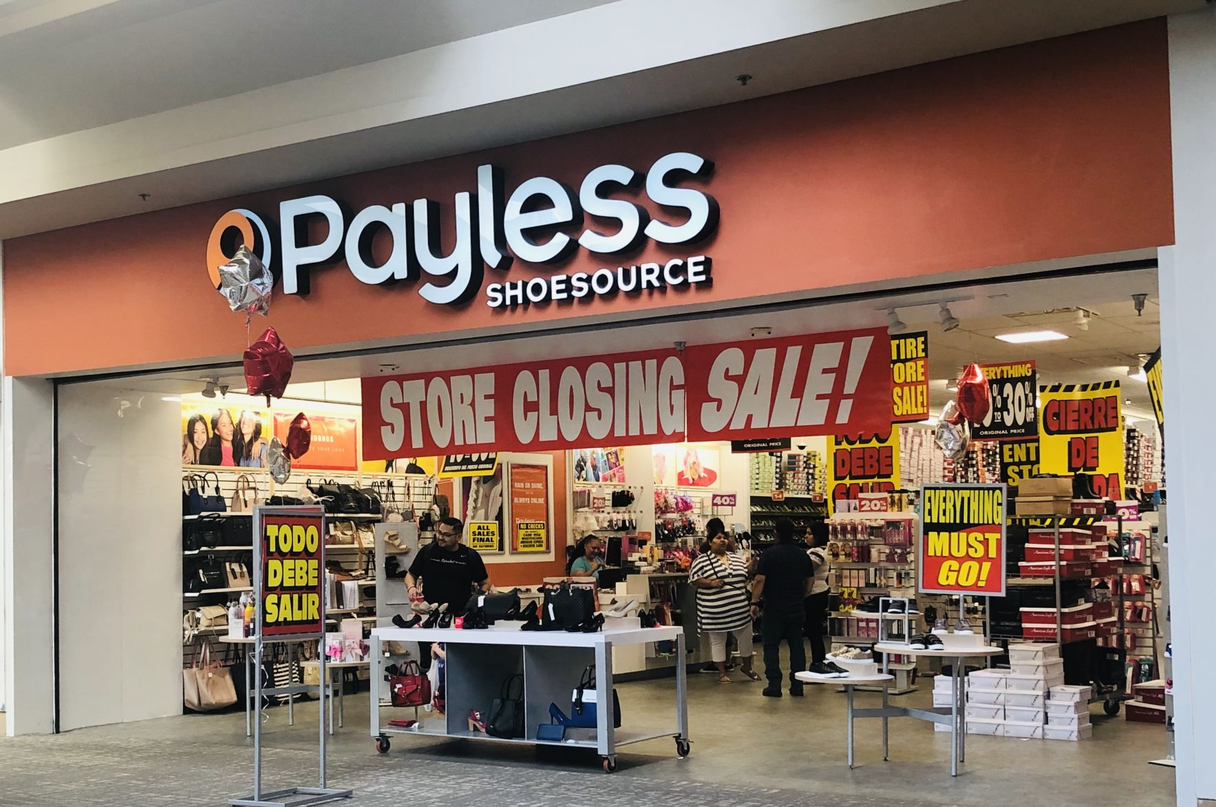 Victoria's Payless ShoeSource to close May 31 Business  Business