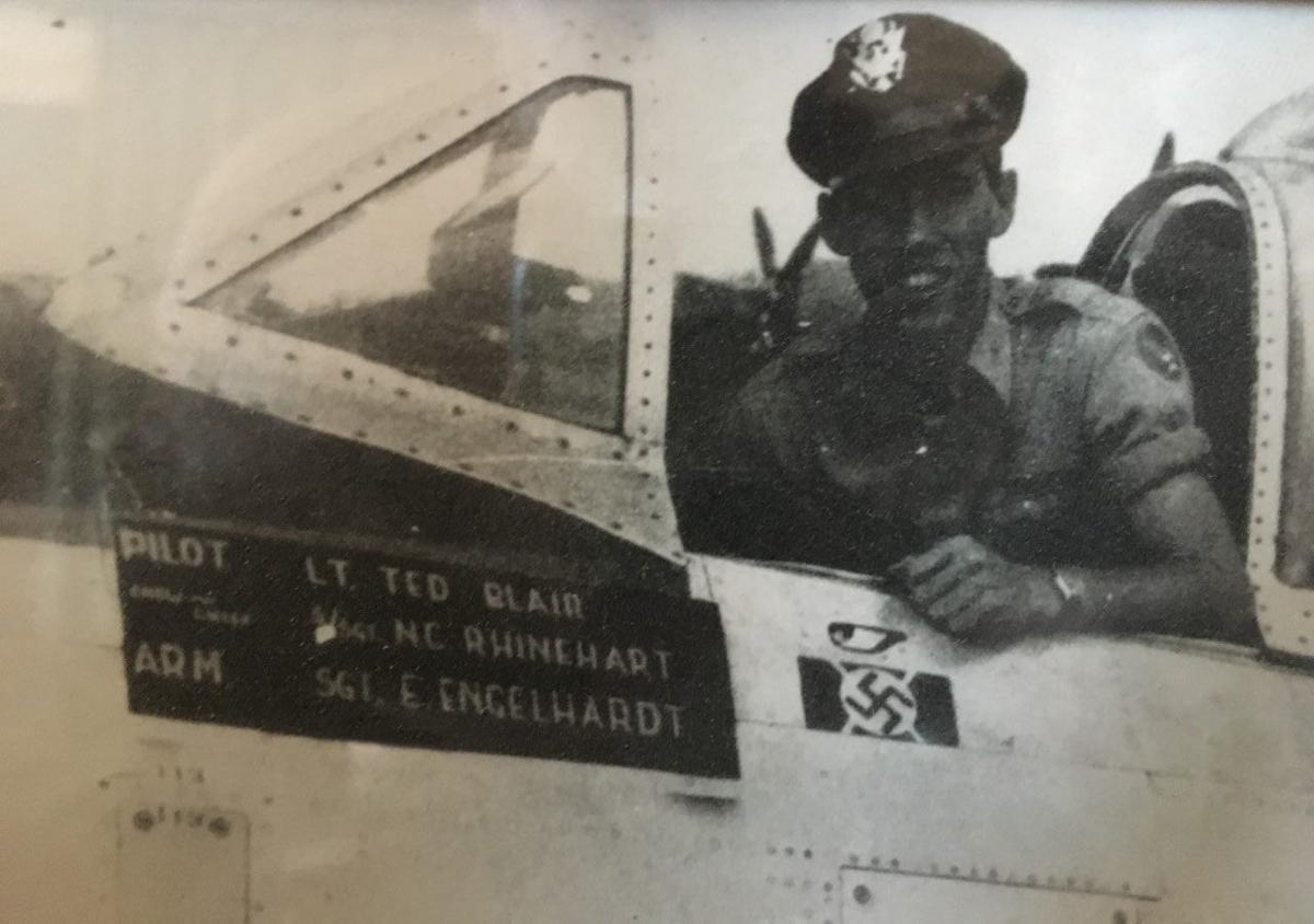 Theodore R. Blair