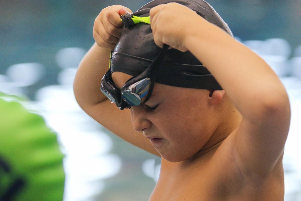 City Championship Swimming