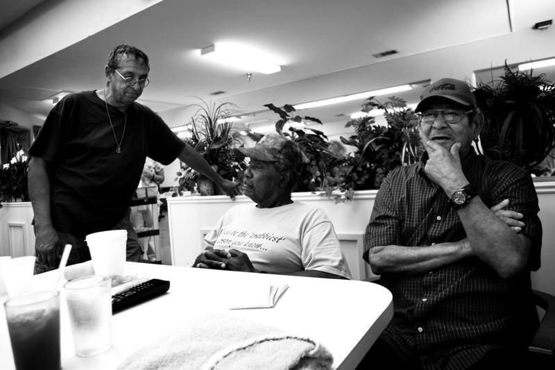 PART ONE: Gulf shrimpers recall a dying way of life