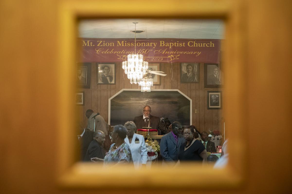 Mt. Zion 150th church anniversary