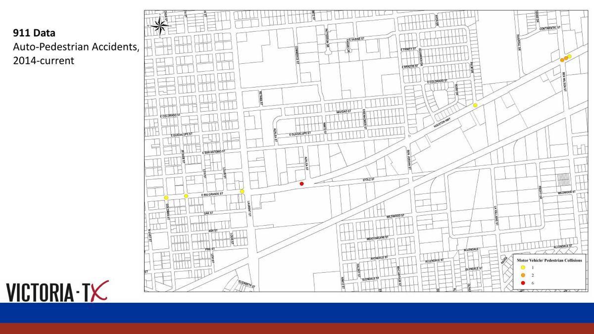 City of Victoria pedestrian safety proposal