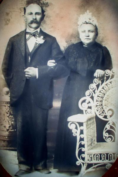 My history: Friedrich Ernst and Therese Jacobine Helene Friederike Wilhelmine Rabenaldt Kimmel