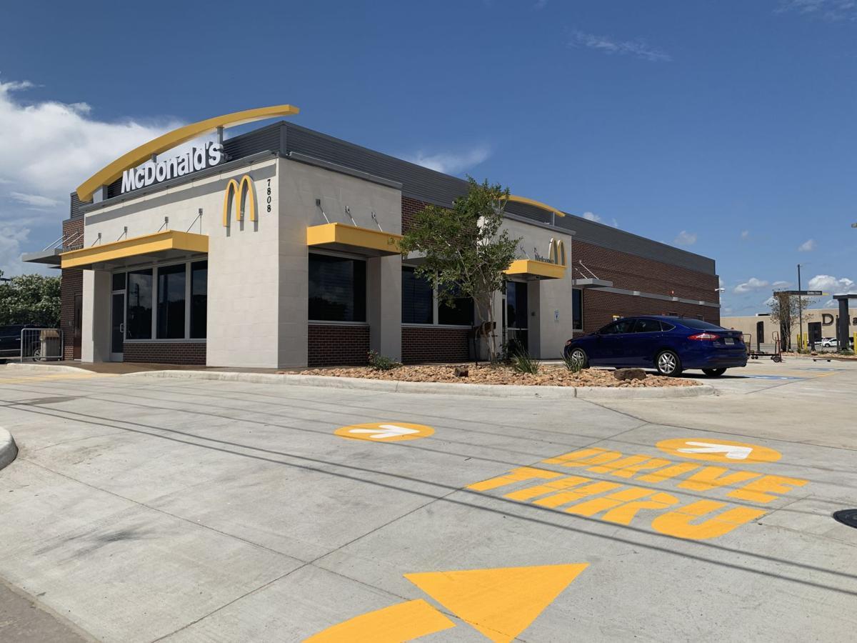 McDonald's will reopen at 7808 N. Navarro St.