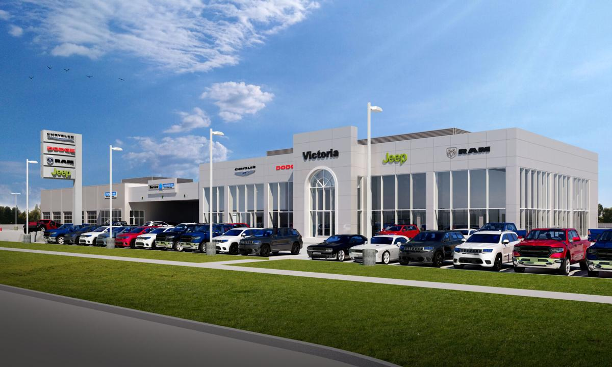 dodge dealership victoria tx New Dodge dealer location coming by end of year  Business