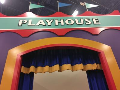 Playhouse Theater children's discovery museum