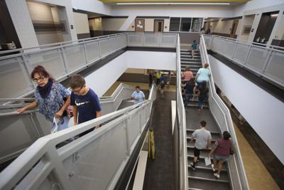 Calhoun Couty Opens New Middle School (copy)