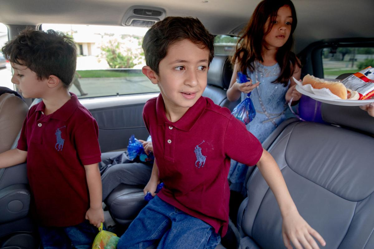 Drive-thru Eid al-Fitr