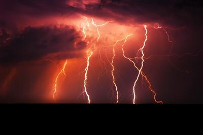 Generic rain storm weather