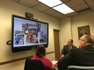 Mike Olson discusses Citizens Run Against Cancer