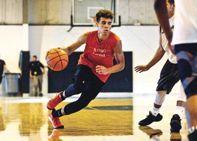 East point guard preparing for upcoming season (w/video)