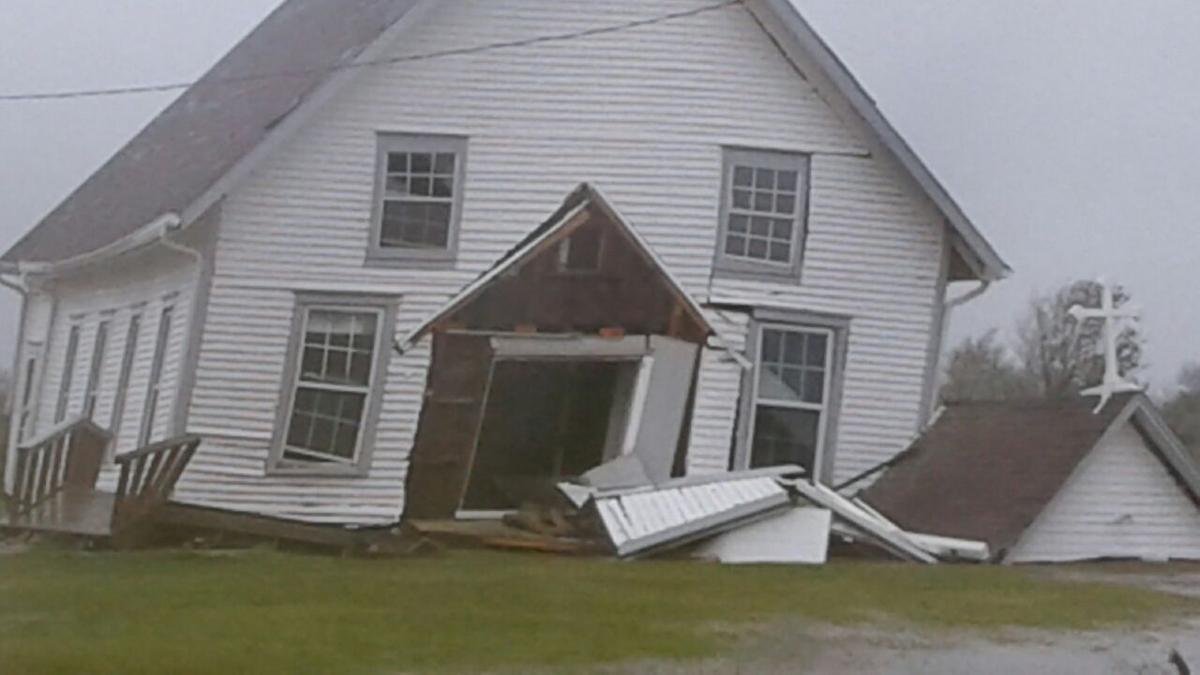 Refugio County suffers extensive damage