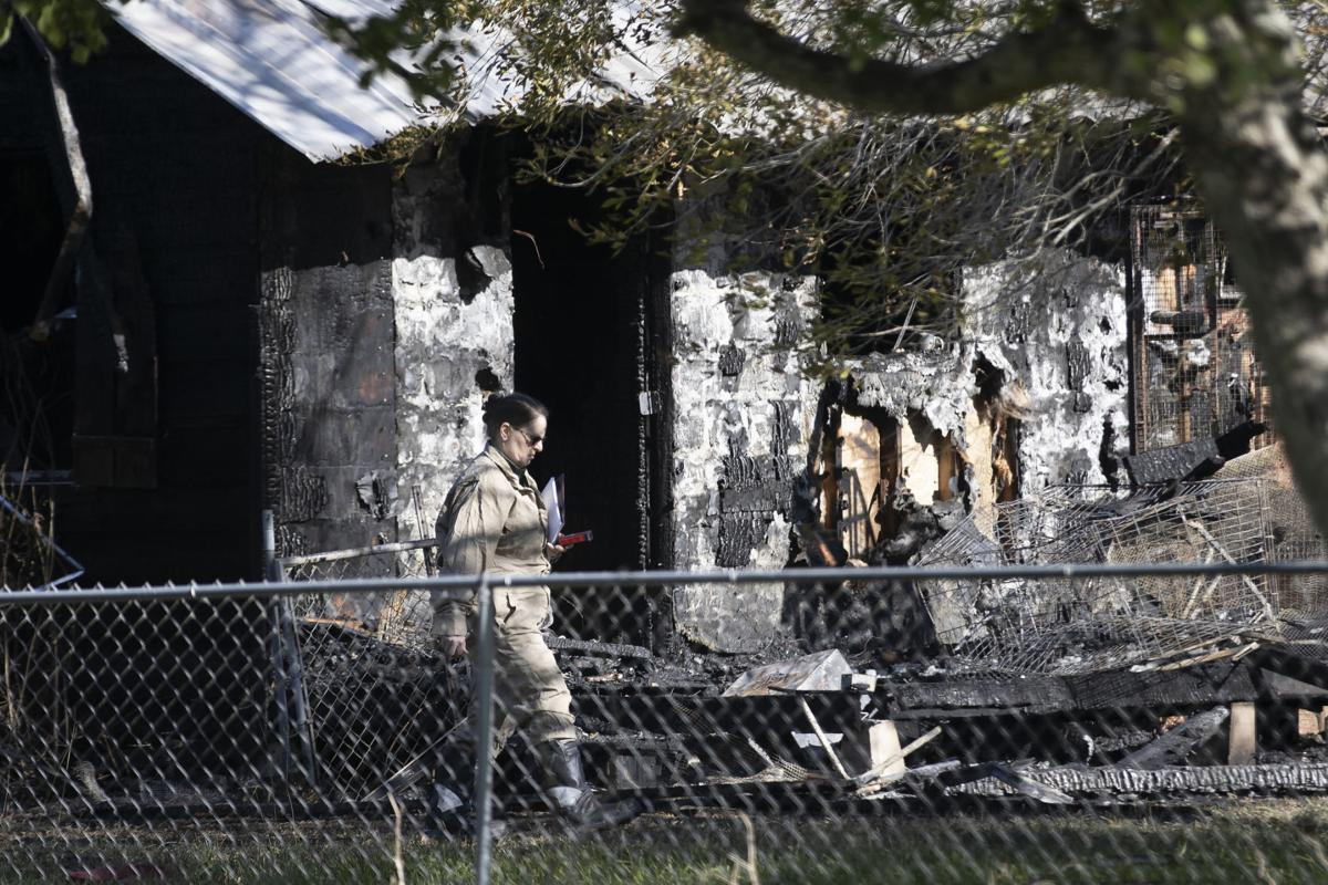 Early morning fire on Crestview Drive