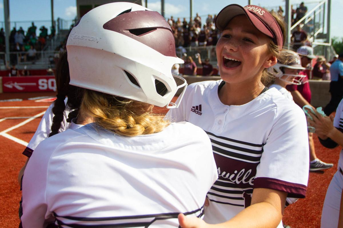 Hallettsville Region IV-3A Softball Finals