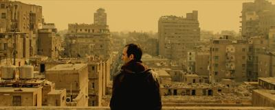 Khalid Abdalla is a scene from 'In the Last Days of the City'