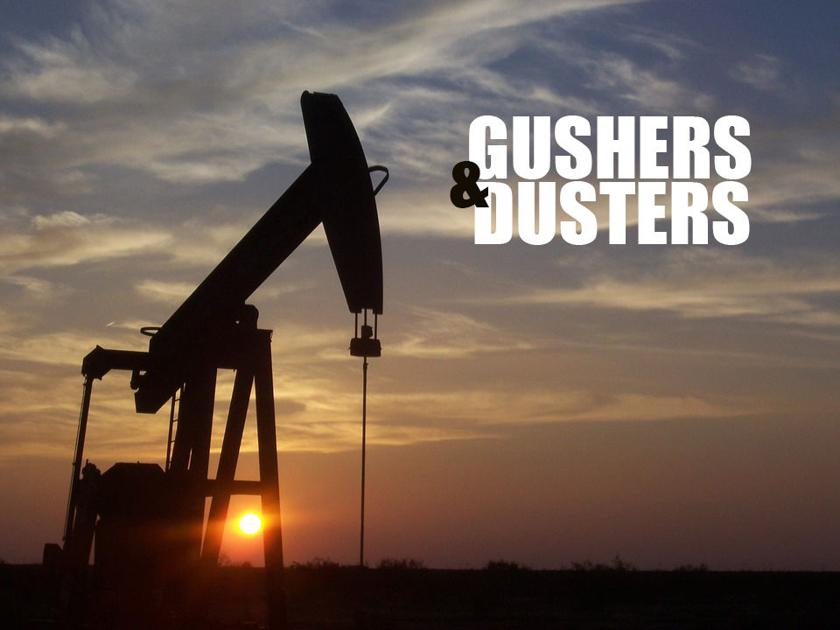 Gushers and Dusters for the week ending Nov. 13