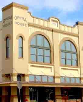 Shiner Gaslight Theater