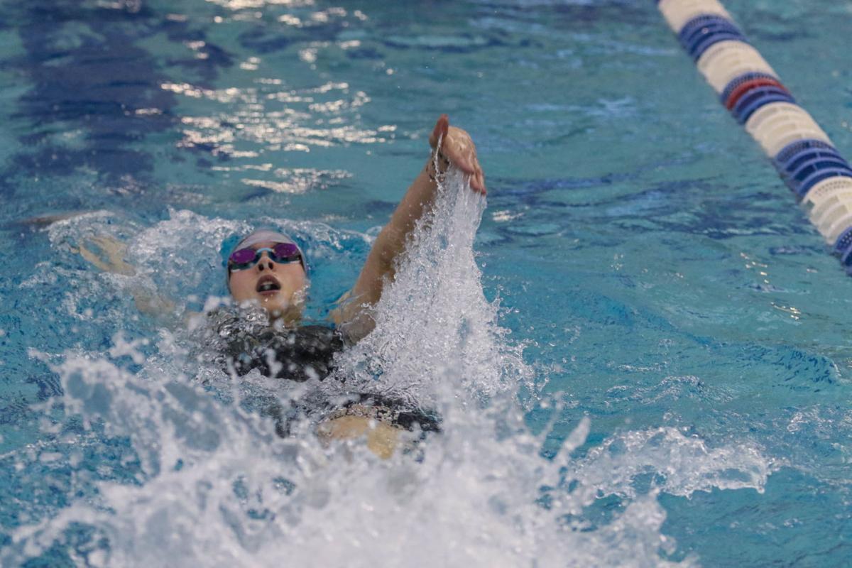 VISD Swim Meet