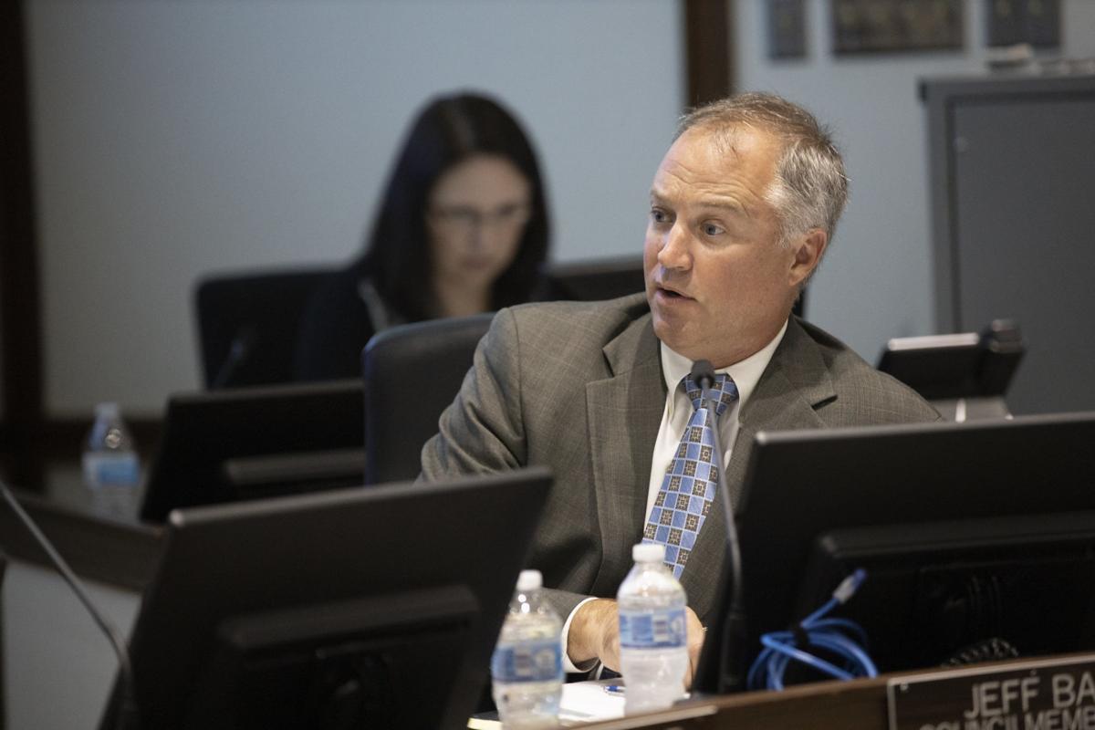 Victoria City Councilman Jeff Bauknight
