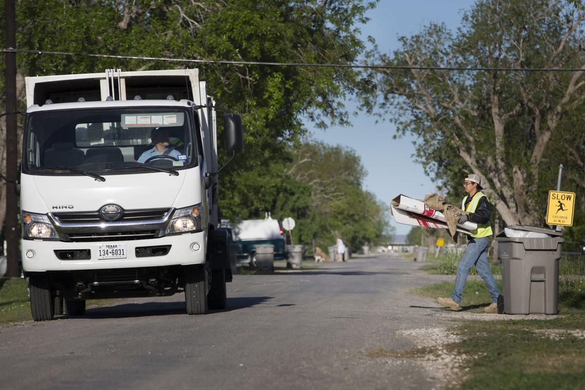 City begins collecting its own refuse