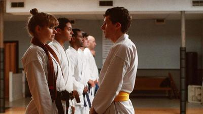 Imogen Poots and Jesse Eisenberg star in 'The Art of Self-Defense'