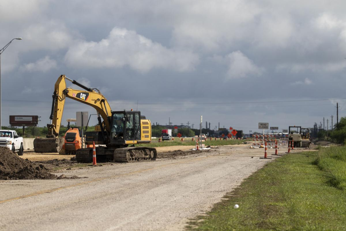 Highway 59 Construction