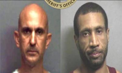 Blotter: Two men arrested in Goliad drug investigation Monday