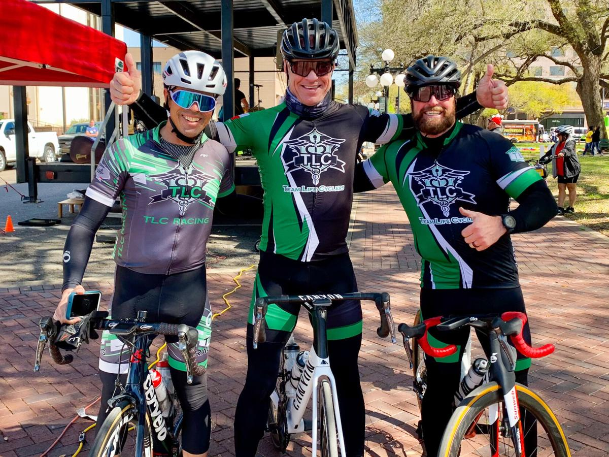 Riverside Ride 2021, Team Life Cyclers
