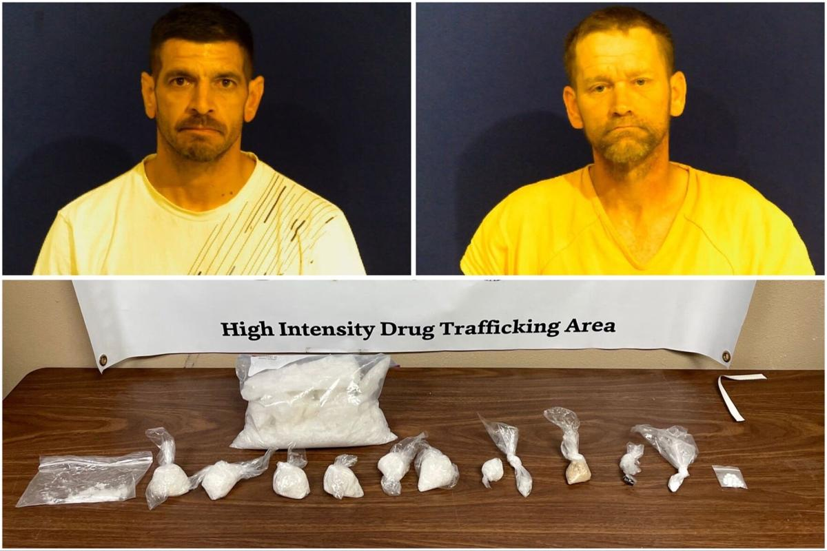 Warrant to search Victoria hotel room leads to 2 arrests, drug seizure