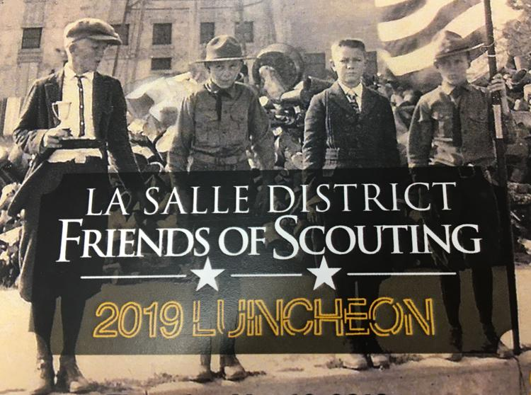 Boy Scouts LaSalle District Friends of Scouting 2019