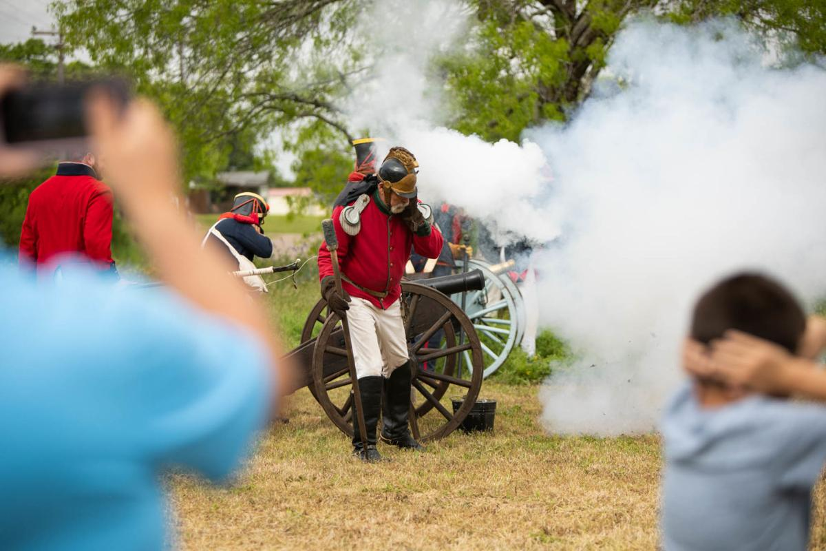 34th Annual Goliad Massacre Reenactment and Living History Program