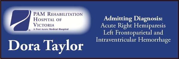 Dora Taylor Admission Info